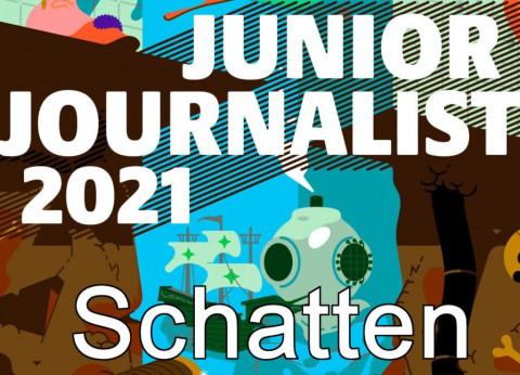Campagnebeeld junior journalistenwedstrijd